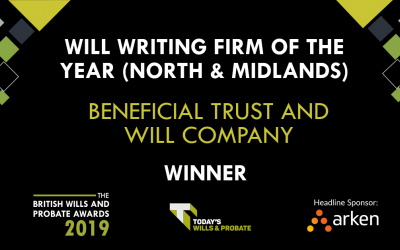 Will Writing Firm of the Year 2019 (Regional)