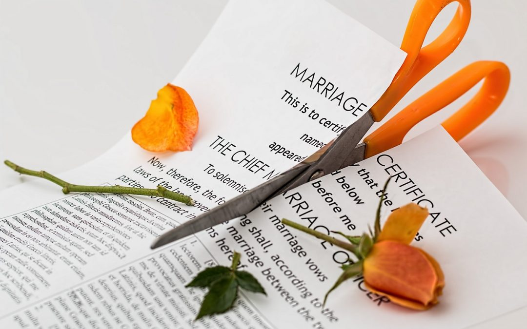 The effects of divorce on a Will